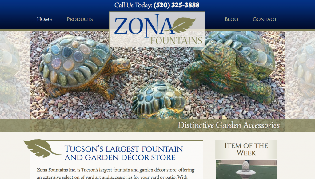 Zona Fountains