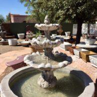 Three Tier Spanish Fountain