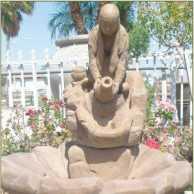 Indian Maiden Fountain