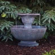 Alfresco Fountain with Light