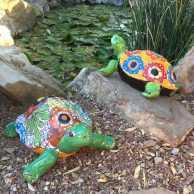 Talavera Turtle