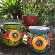 Talavera Floral Michoacana