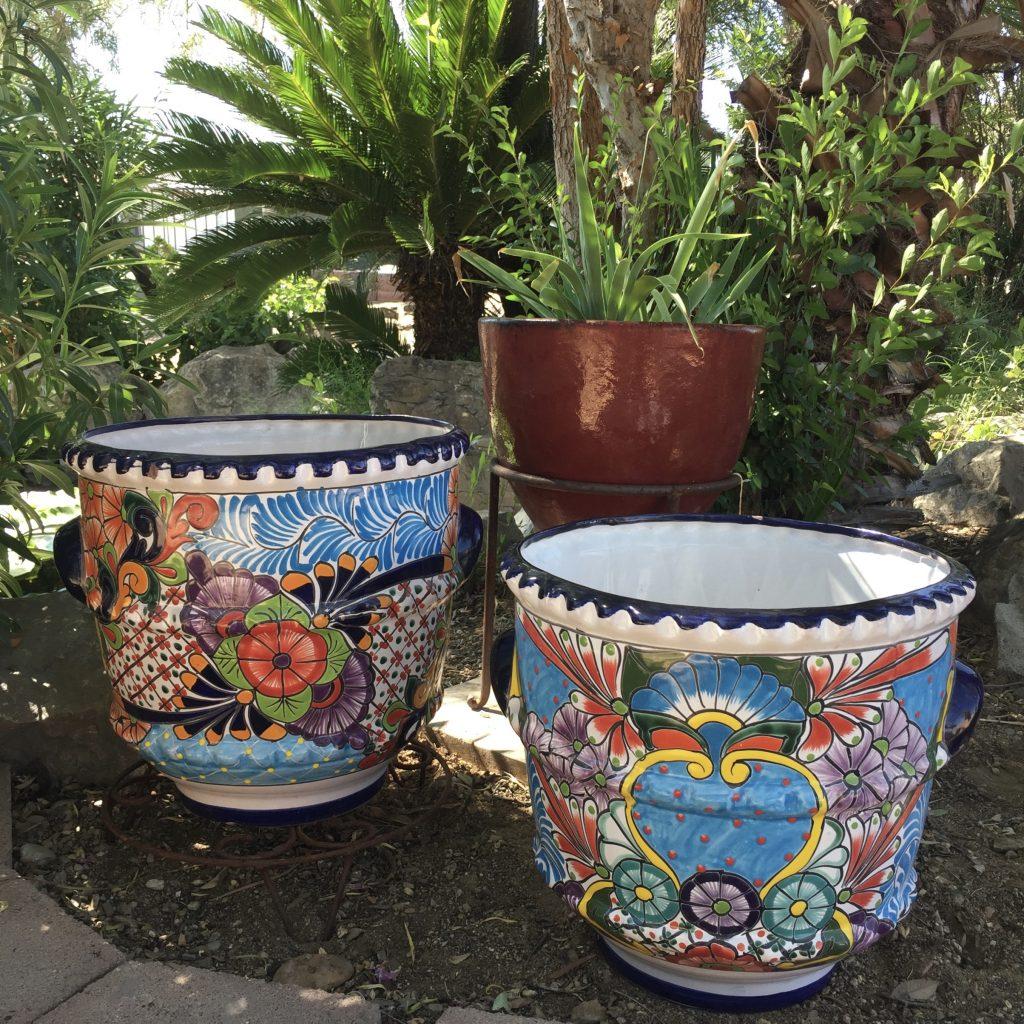 Talavera India Planter