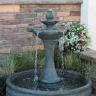 Majestic Fountain w/ 46″ Basin