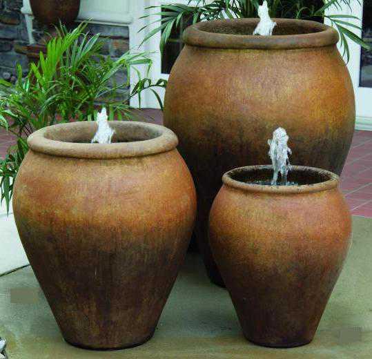 Lazio Jar Fountains