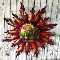 Large Metal Sun