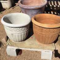 Grecian Planters