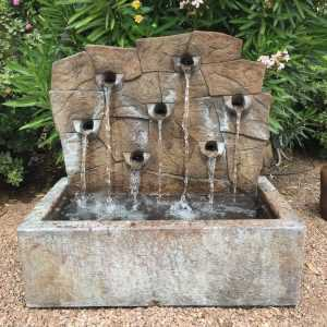 ARHINRICHSEN_rockwallfountain    video
