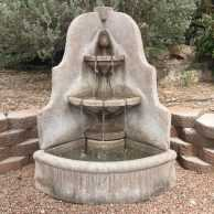 D'Angolo Wall Fountain