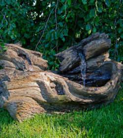 Fallen Logs Fountain