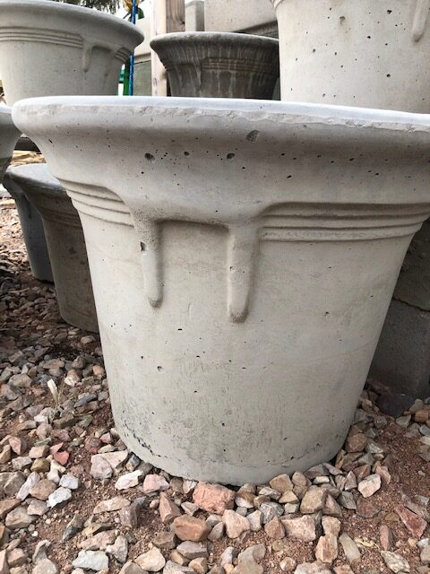 Customizable Concrete Planters