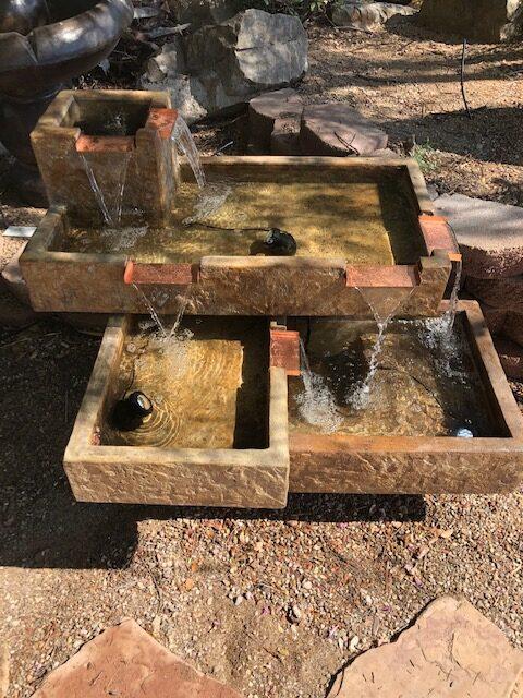 Bauhaus Fountain