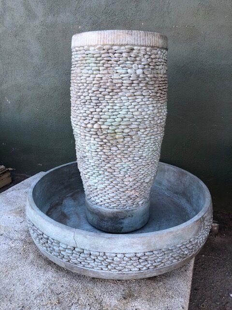 Shimmering stone Large