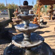 Spheres Fountain